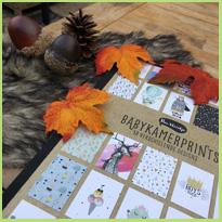 Babykamerprints, schattige prints voor de babykamer!