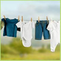Babykleding, waar moet je op letten?