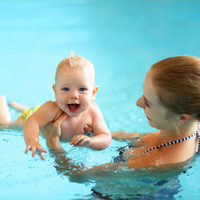 Baby- en Peuterzwemmen
