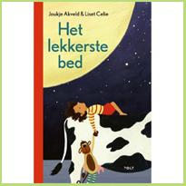 Winactie met het kinderboek Het lekkerste bed