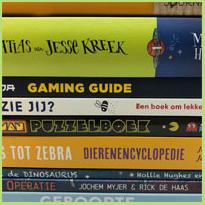 Nieuwe boeken maart 2020