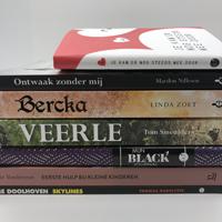 Nieuwe boeken februari 2020