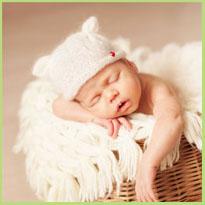 Geboortevlek - Café au lait vlek