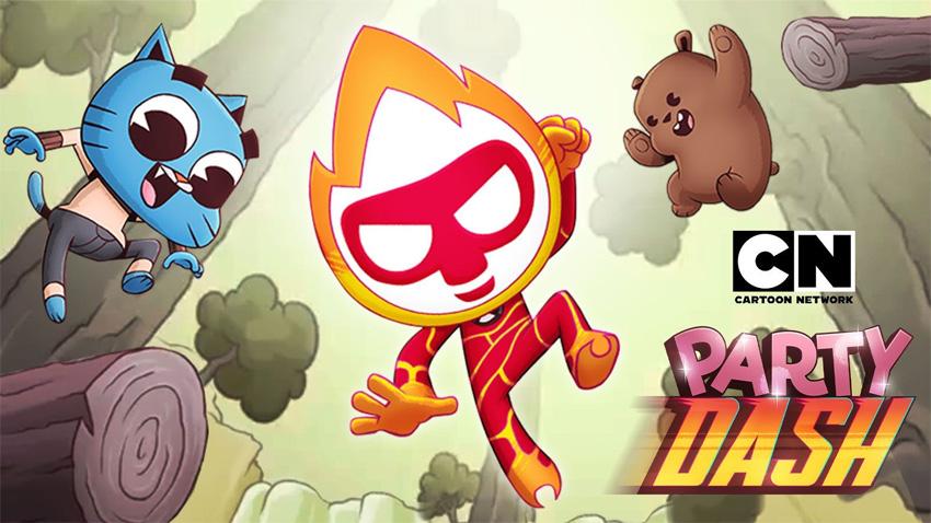 Cartoon Network lanceert twee nieuwe gratis gaming apps
