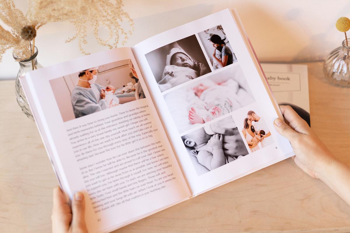 Maak je eigen babydagboek online! Alles over de iconische app Baby Diaries
