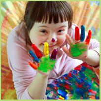 In verwachting van een kindje met Downsyndroom