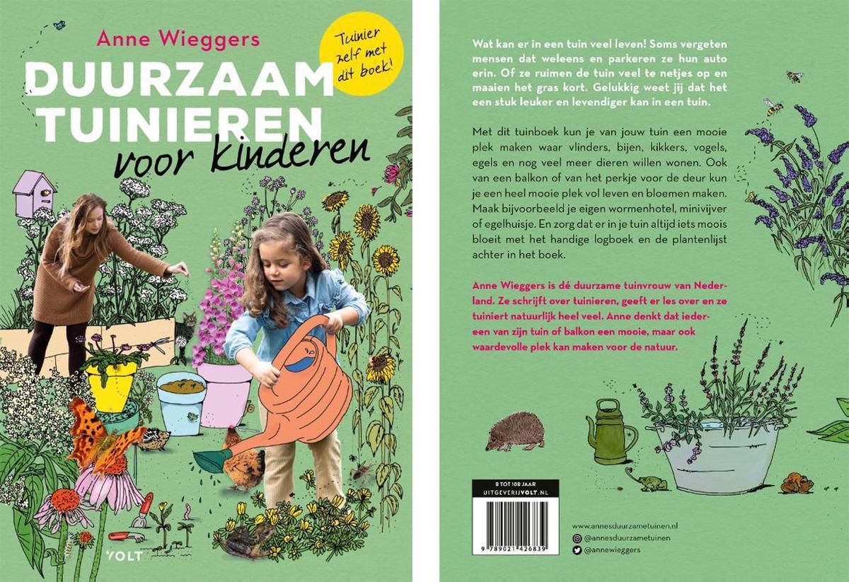 Winactie: Duurzaam tuinieren voor kinderen