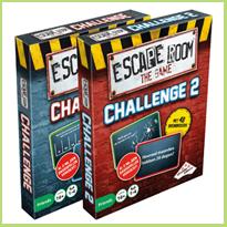 Escape room winactie