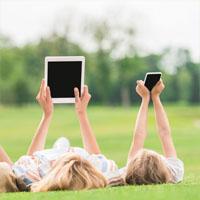 Vanaf welke leeftijd aan de smartphone?