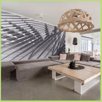 Photowall - Verander je saaie witte muren in een levendig design! Wat zijn de mogelijkheden?