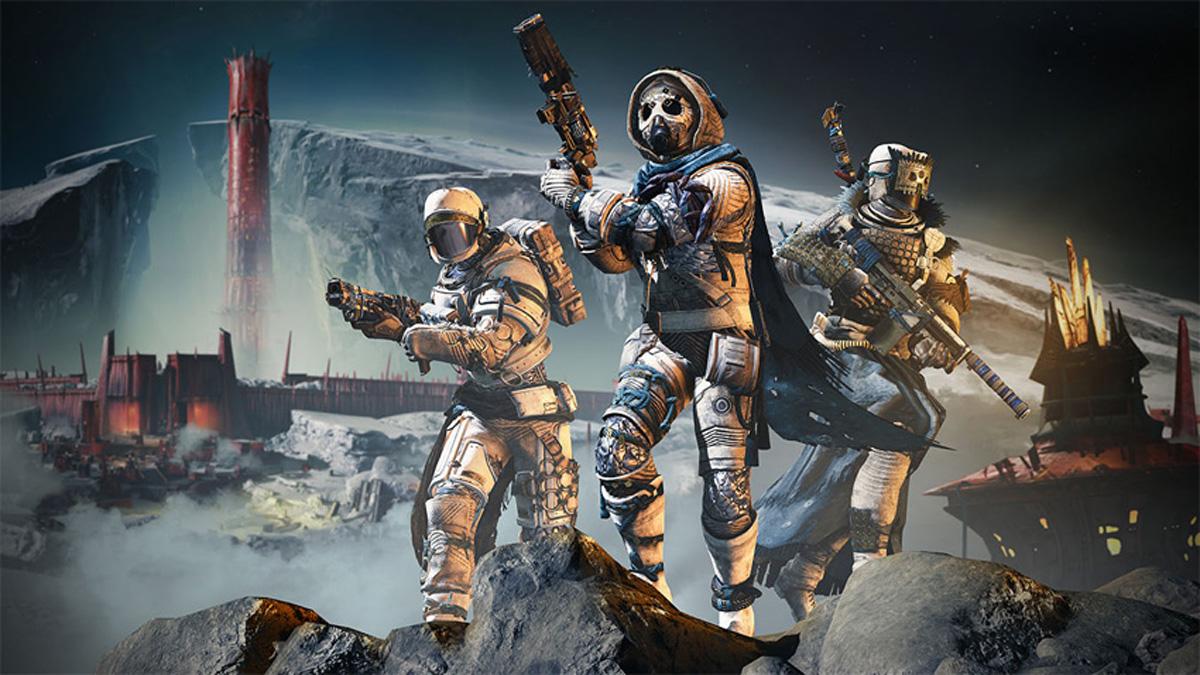 Destiny 2 - Herfstgames voor de herfstvakantie