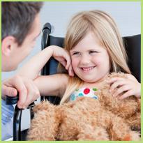 Een meervoudig gehandicapt kind, hoe zwaar is dat voor ouders?