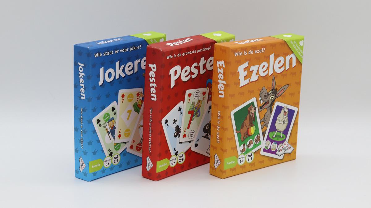 Winactie: kaartspellen van Identity Games