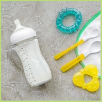 Kwaliteitseisen voor de baby