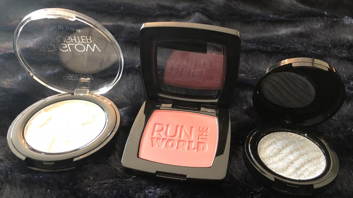 Nieuwe make-up