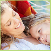 Moeders -Themapagina