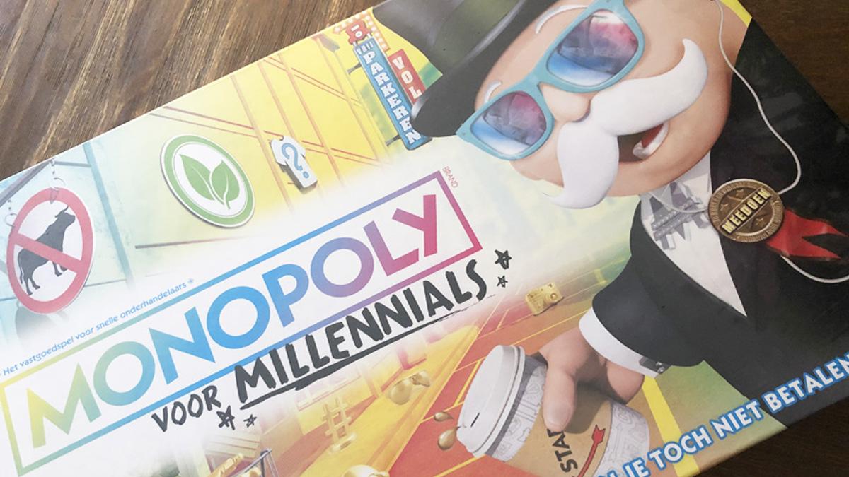 Welkom in de wereld van Monopoly