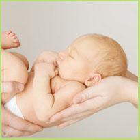 Navelverzorging van je baby