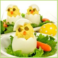 Paasrecepten, feestelijke recepten voor de Pasen