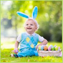 Pasen - We vieren Pasen met kinderen!