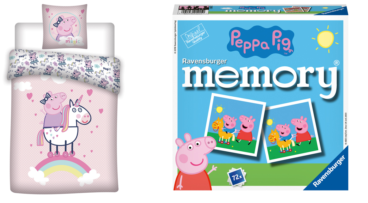 Winactie met Peppa Pig