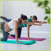 Zwangerschapspilatus, voor een goede beheersing van je spieren!