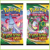 Pokémon Card Game-Sword & Shield Evolving Skies