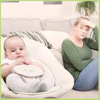 Hoe ga je om met een postpartum depressie