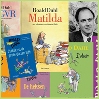 Roald Dahl dag. Een speciale dag voor een begaafd auteur.