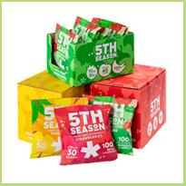 Winactie: 3x pakket 5th Season Fruit Bites