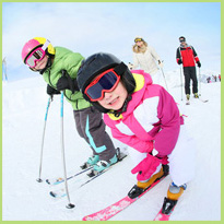 Skiën met kinderen? Hier moet je op letten