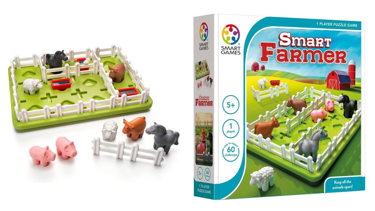 Hoe smart zijn de spellen van Smartgames?