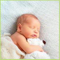 Smetplekken bij je baby