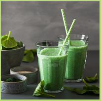 Laat je kinderen meer groenten eten met groene smoothies