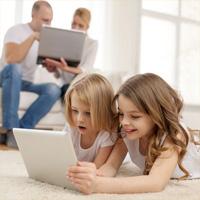 Vanaf welke leeftijd is de iPad geschikt?