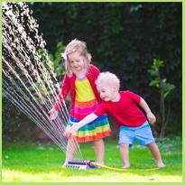 Kindvriendelijke tuin inrichten: tips en voorbeelden