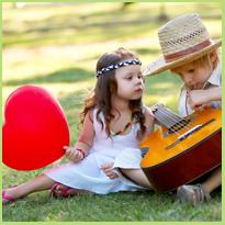 Valentijnsdag en liefde