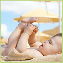Heeft je baby warmte-uitslag? Zo kun je het voorkomen!