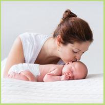 Wennen aan je baby