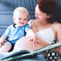 Zwanger van een tweede, wat is er anders