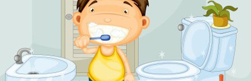 Tandenpoetsliedjes