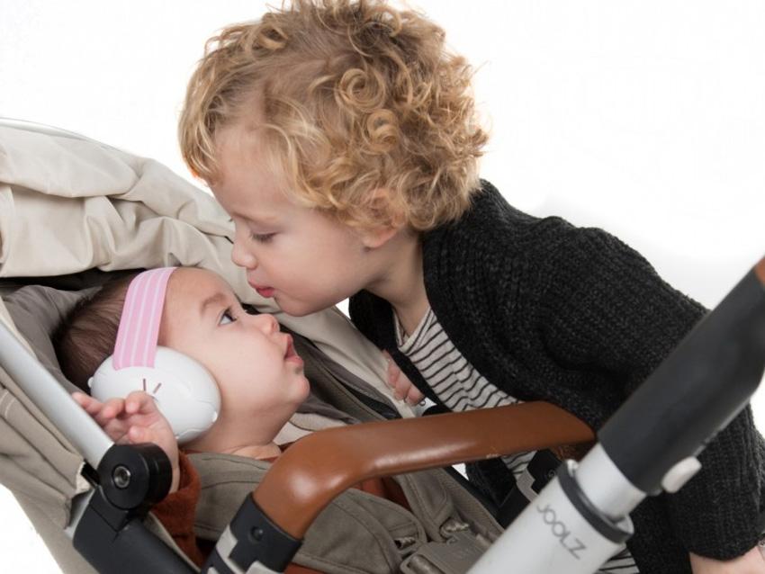 Alpine Hearing Protection lanceert must have gehoorbeschermers voor baby's en peuters