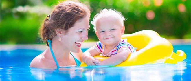 Op vakantie met je kindje - Waar moet je rekening mee houden?