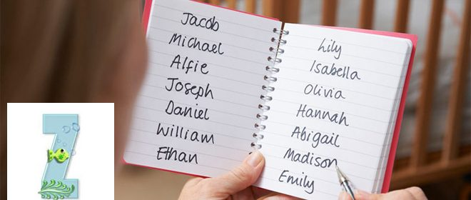 Babynamen - Meisjesnamen met een Z