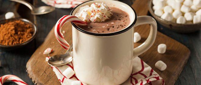 De heerlijkste chocolademelk maak je zelf!