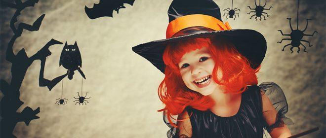 De vijf leukste kinderliedjes voor Halloween