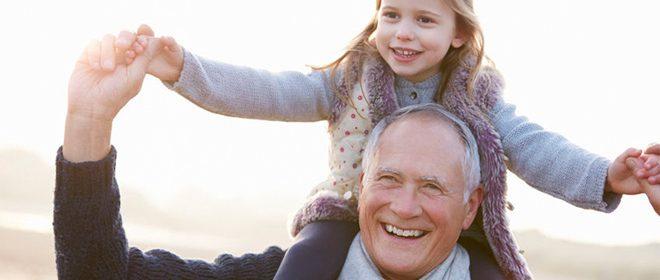 Oma en opa - Een goede band met je kleinkinderen