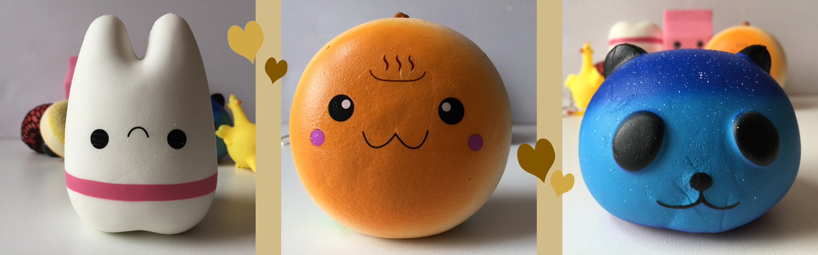 Squishies van AliExpress #blog47