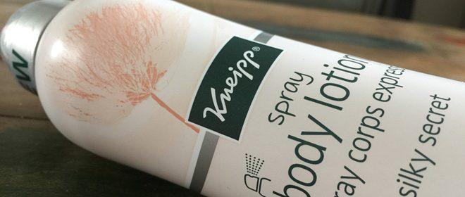 Kneipp Body Lotion Spray
