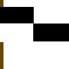 Betekenis strandvlaggen - Zwart-wit geblokt